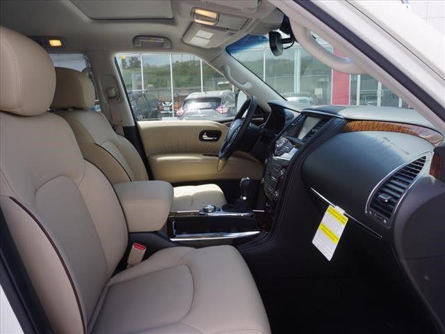 2017 Nissan Armada Platinum Harrison, Arkansas 6