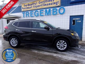 2017 Nissan Rogue AWD SV in Bentleyville, Pennsylvania 15314