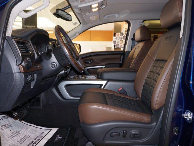 2017 Nissan Titan Platinum Reserve Harrison, Arkansas 6