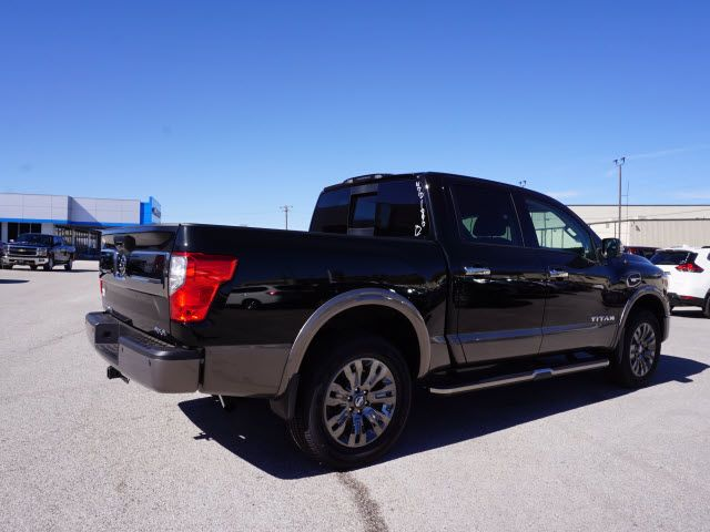 2017 Nissan Titan Platinum Reserve Harrison, Arkansas 2