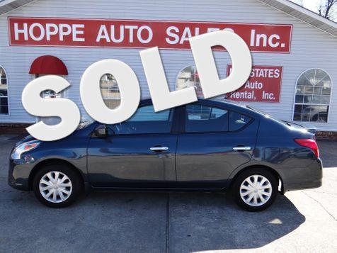 2017 Nissan Versa Sedan SV | Paragould, Arkansas | Hoppe Auto Sales, Inc. in Paragould, Arkansas