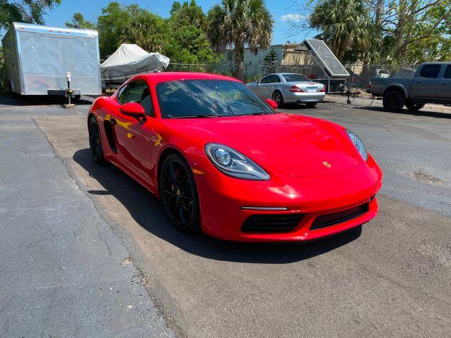 2017 Porsche 718 Cayman S in Longwood, FL 32750
