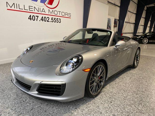 2017 Porsche 911 Carrera 4S Longwood, FL 12