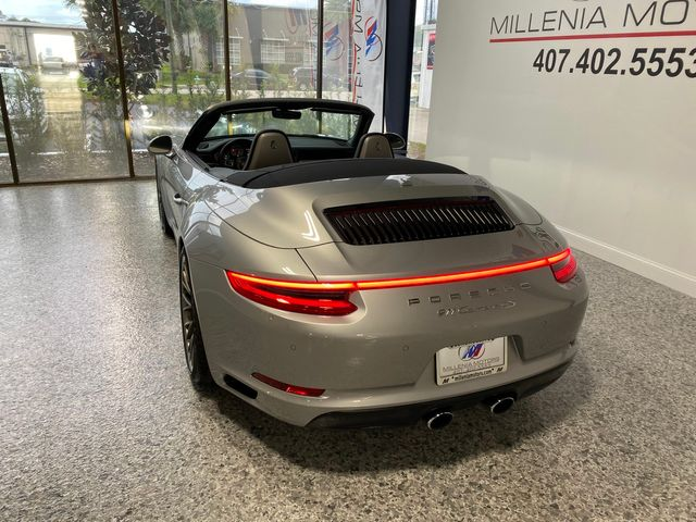 2017 Porsche 911 Carrera 4S Longwood, FL 3