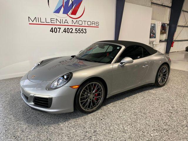 2017 Porsche 911 Carrera 4S Longwood, FL 37