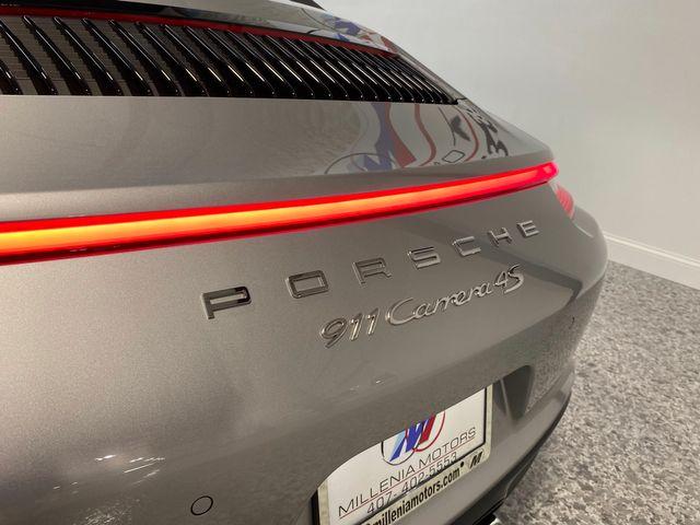 2017 Porsche 911 Carrera 4S Longwood, FL 44