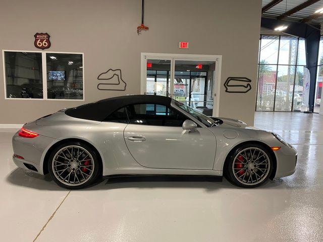 2017 Porsche 911 Carrera 4S Longwood, FL 49