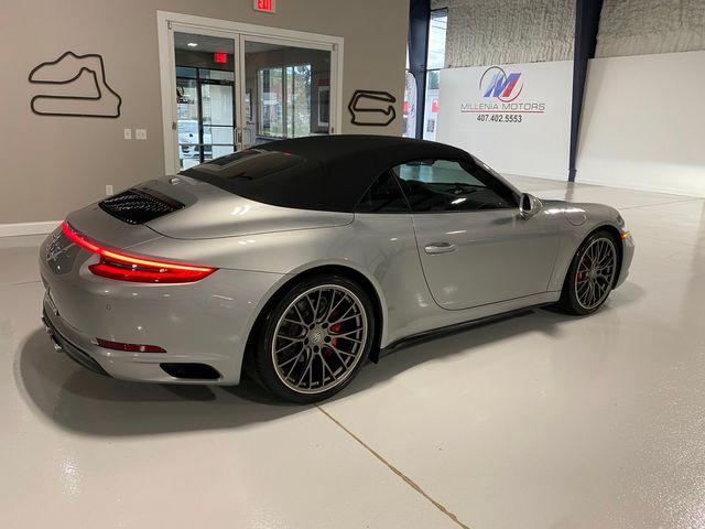 2017 Porsche 911 Carrera 4S Longwood, FL 50