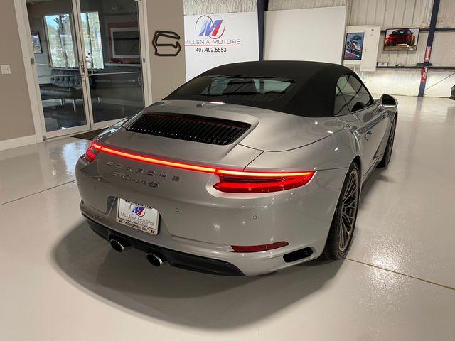 2017 Porsche 911 Carrera 4S Longwood, FL 51
