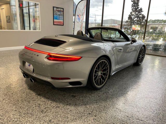 2017 Porsche 911 Carrera 4S Longwood, FL 7