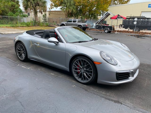 2017 Porsche 911 Carrera 4S Longwood, FL 74