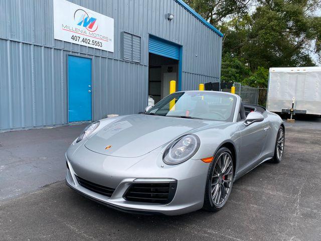 2017 Porsche 911 Carrera 4S Longwood, FL 78