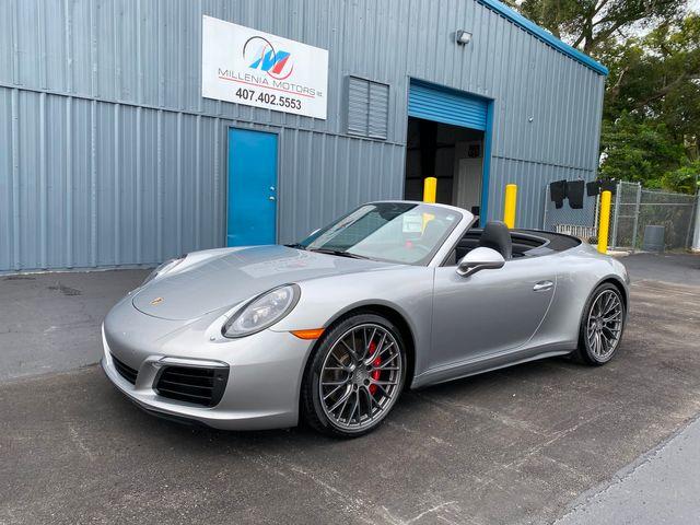 2017 Porsche 911 Carrera 4S Longwood, FL 79