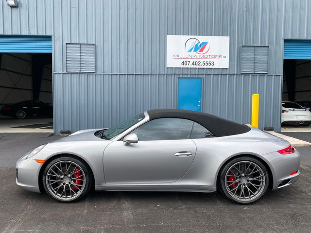 2017 Porsche 911 Carrera 4S Longwood, FL 84