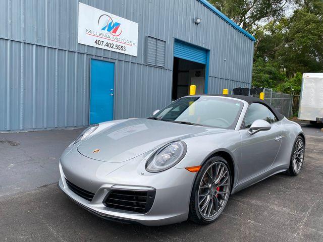 2017 Porsche 911 Carrera 4S Longwood, FL 94