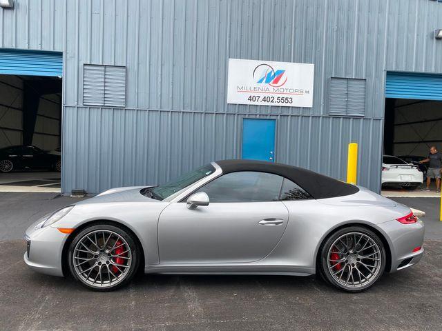 2017 Porsche 911 Carrera 4S Longwood, FL 96