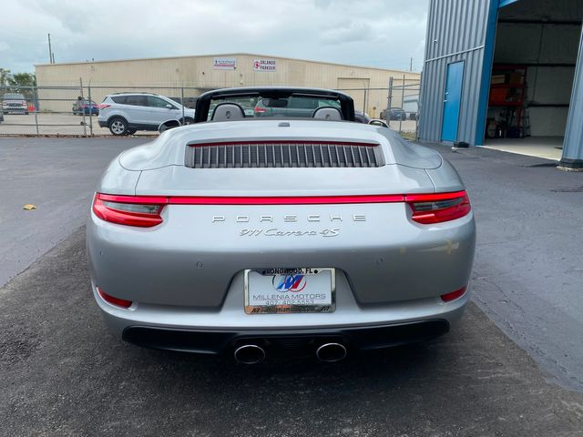 2017 Porsche 911 Carrera 4S Longwood, FL 69