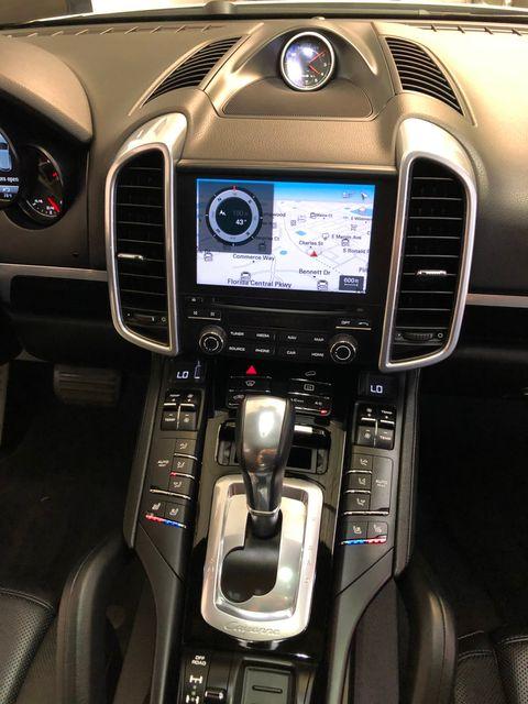 2017 Porsche Cayenne Platinum Edition Longwood, FL 20