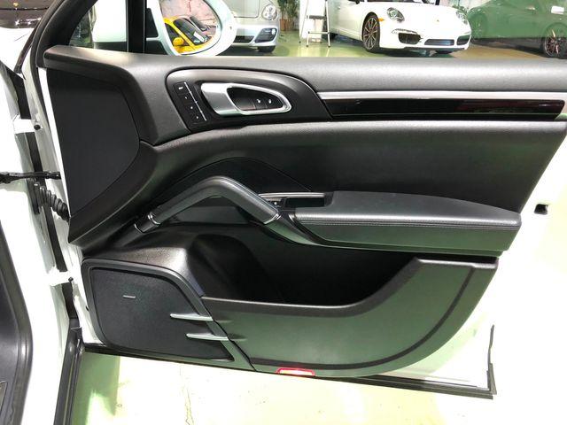 2017 Porsche Cayenne Platinum Edition Longwood, FL 27