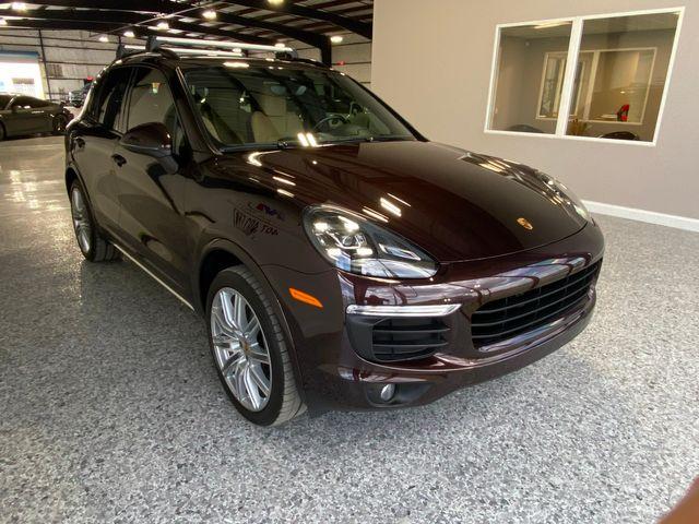 2017 Porsche Cayenne Platinum Edition Longwood, FL 10