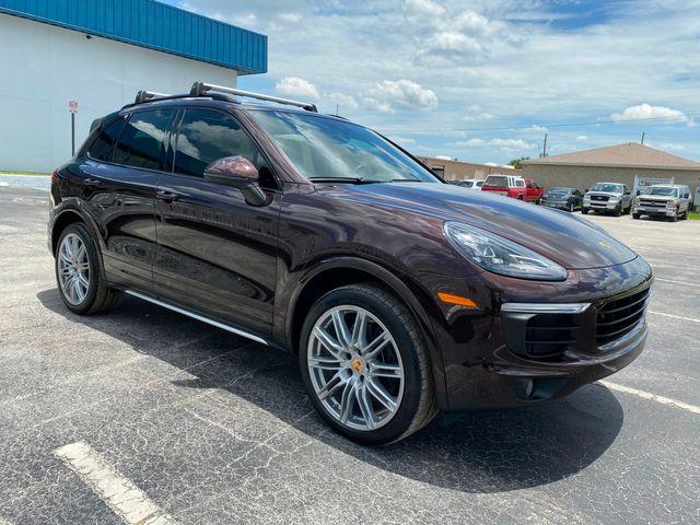 2017 Porsche Cayenne Platinum Edition Longwood, FL 59