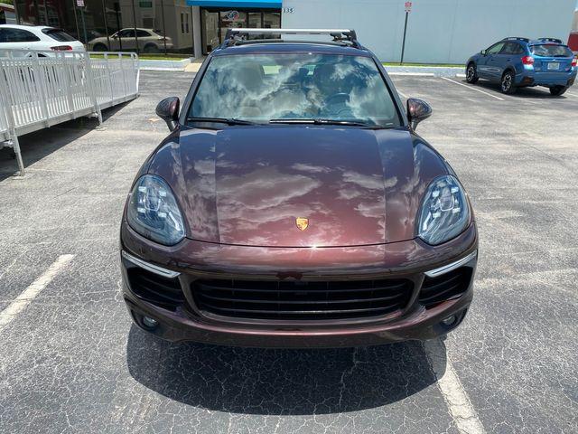 2017 Porsche Cayenne Platinum Edition Longwood, FL 61
