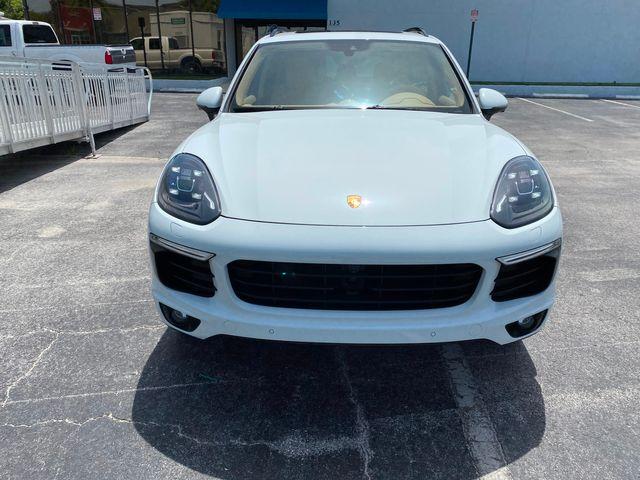 2017 Porsche Cayenne Platinum Edition Longwood, FL 60