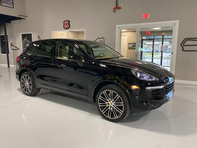 2017 Porsche Cayenne Platinum Edition Longwood, FL 51
