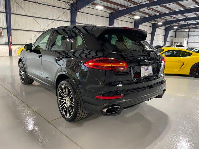 2017 Porsche Cayenne Platinum Edition Longwood, FL 54