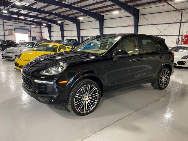 2017 Porsche Cayenne Platinum Edition Longwood, FL 56