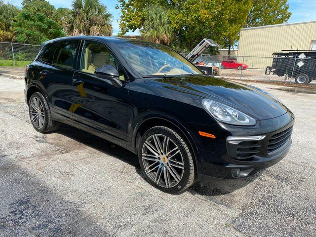 2017 Porsche Cayenne Platinum Edition Longwood, FL 67