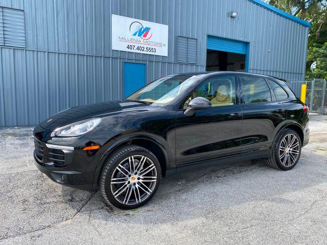 2017 Porsche Cayenne Platinum Edition Longwood, FL 73
