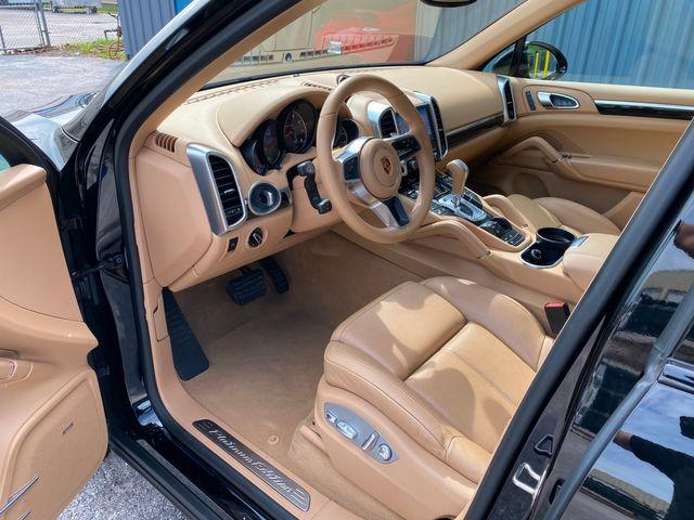 2017 Porsche Cayenne Platinum Edition Longwood, FL 75