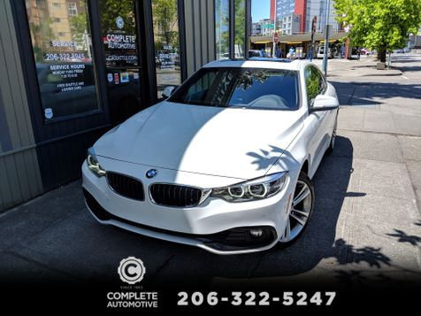 2018 BMW 430i xDrive Sport Line,2,984 Actual Miles IT
