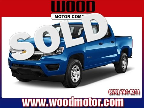 2018 Chevrolet Colorado 4WD Work Truck in , Arkansas