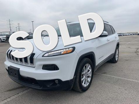 2018 Jeep Cherokee Latitude Plus in Dallas