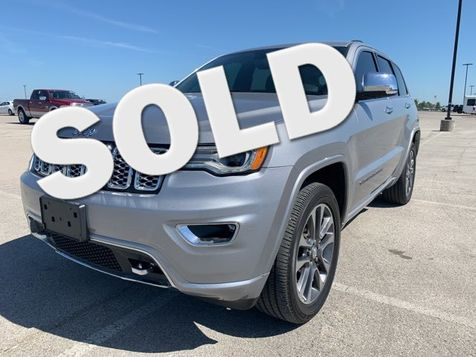 2018 Jeep Grand Cherokee Overland in Dallas