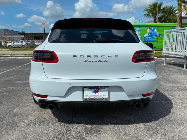 2018 Porsche Macan Turbo Longwood, FL 5