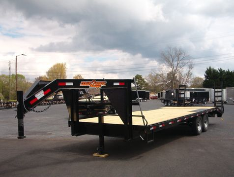 2019 Down To Earth 26 Ft Gooseneck 7 Ton Deckover  in Madison