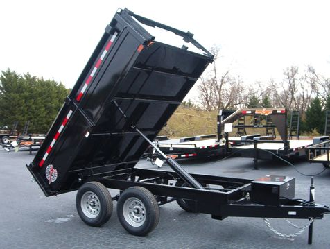 2019 Dump Trailer Homesteader Dump 6x10  in Madison