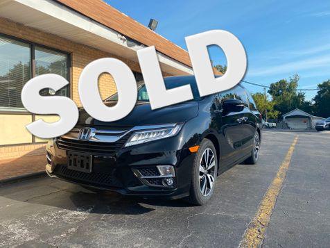 2019 Honda Odyssey Elite in Charlotte, NC