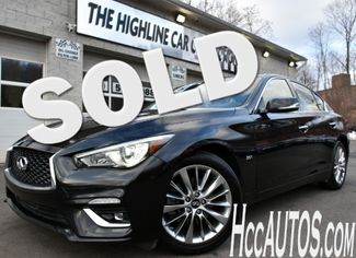 2019 Infiniti Q50 3.0t LUXE Waterbury, Connecticut