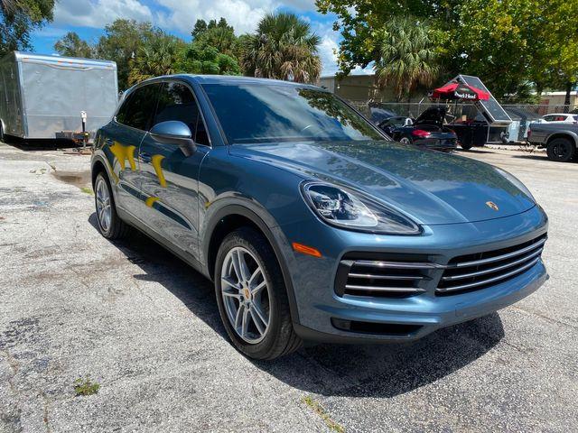 2019 Porsche Cayenne Longwood, FL 63