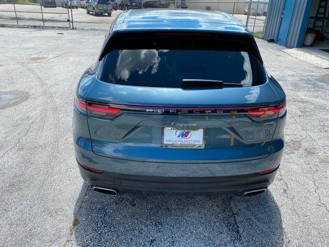 2019 Porsche Cayenne Longwood, FL 56