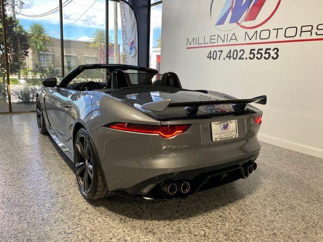 2020 Jaguar F-TYPE SVR Longwood, FL 3