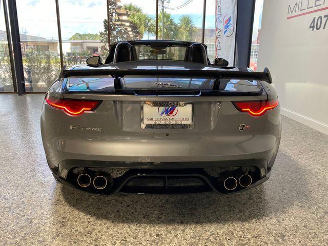 2020 Jaguar F-TYPE SVR Longwood, FL 5