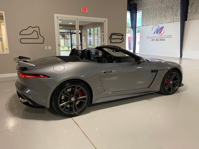 2020 Jaguar F-TYPE SVR Longwood, FL 54