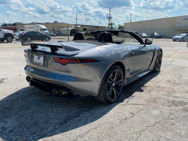 2020 Jaguar F-TYPE SVR Longwood, FL 75