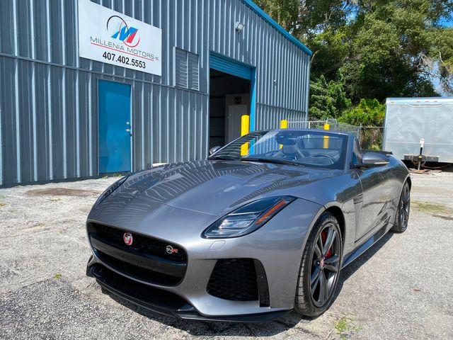 2020 Jaguar F-TYPE SVR Longwood, FL 82