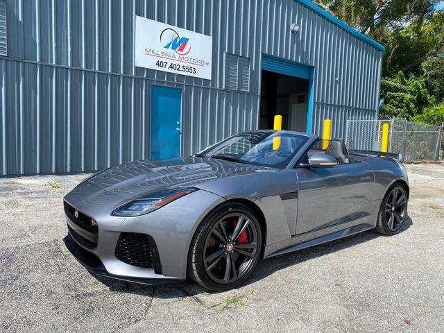 2020 Jaguar F-TYPE SVR Longwood, FL 83